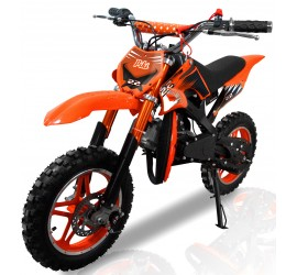 PIKI - Dirt Bike - Sport - 49cc Orange