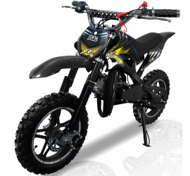 PIKI - Dirt Bike - Sport - 49cc Noir