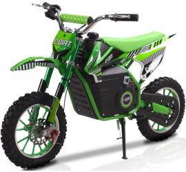 Piki - Pocket Bike électrique 1000W Cross - vert
