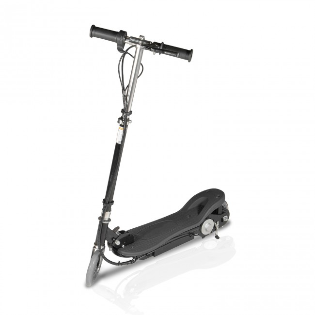Trottinette électrique Power - Pliable - 120 Watts noir