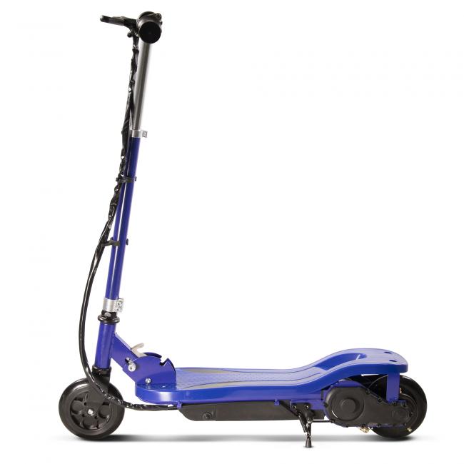 Trottinette électrique pliable Piki Ever - 120 W - Bleu nuit