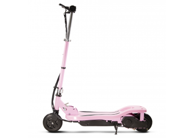 Trottinette électrique pliable Piki Ever - 120 W - Rose