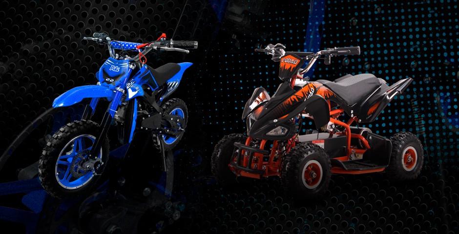 Motos et Quads